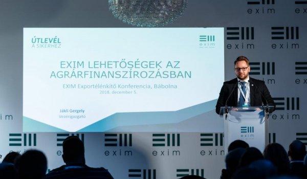 Az EXIM folyósított hiteleinek összege idén is meghaladja a 300 milliárd forintot