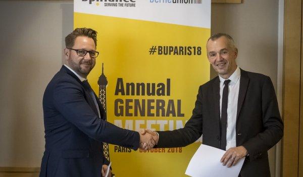 Együttműködési megállapodást írt alá a Berni Unió éves ülésén a Bpifrance és az EXIM