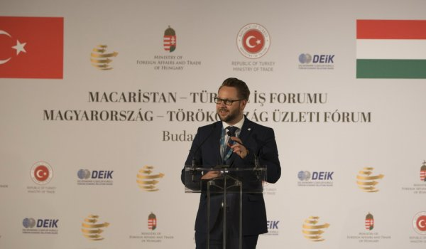 Együttműködési megállapodást írt alá az EXIM a Türk Eximbankkal