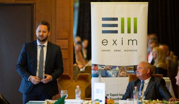 Nagykanizsán tartott üzleti reggelit az EXIM