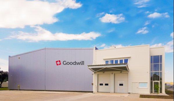 Új logisztikai központot nyitott a Goodwill Pharma Kft.