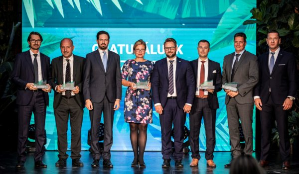 EXIM Awards 2020 for Corporate Finance Achievements presented in seven categories to financial players