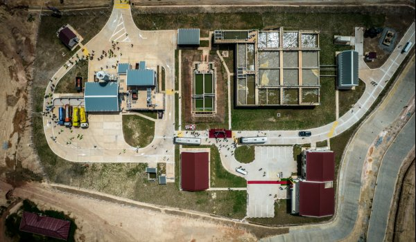 First Hungarian wastewater treatment plant constructed by Pureco-Unit Consortium was opened officially in Kumasi, Ghana on 20 May.