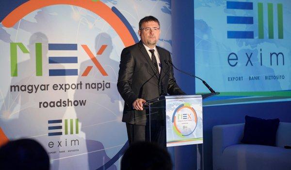 Debrecenben folytatódott a Magyar Export Napja Roadshow