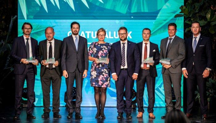 Hét kategóriában vették át a 2020. vállalatfinanszírozási eredményeiért járó EXIM-díjakat a pénzügyi rendszer szereplői