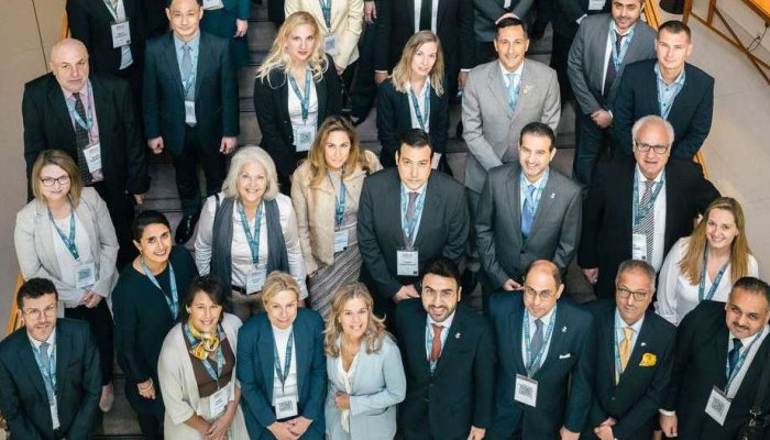 EXIM Hungary hosted the first face-to-face Berne Union AGM